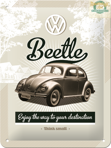 Релефна табела M - VW Beetle Enjoy the way